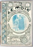 Revue Le Mois Litteraire Et Pittoresque, Couverture Signée Mucha - 1900 - 1949