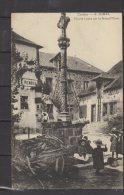 19 - Gimel - Vieille Croix Sur La Grand'Place - Francia