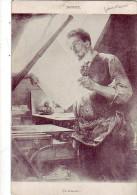 CARTE   SONORINE   -  UN   GRAVEUR   -   MATHEY - Craft