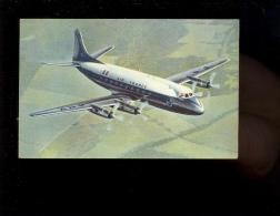 Aviation : Avion VICKERS VISCOUNT Compagnie AIR FRANCE Airplane Flugzeug - 1946-....: Moderne