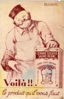 Cendre-Lessive Saint Marc -    (VP 667) - Produits Ménagers