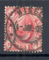TRANSVAAL, Postmark ´NIGEL´ On Edward VII Stamp - Zuid-Afrika (...-1961)