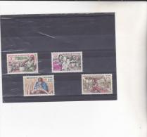 COTE D´IVOIRE  : Artisanat : Y&T : * *: 230 à 233 - Ivoorkust (1960-...)