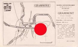 Geraardsbergen  Grammont 1921 - Cartes