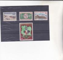 COTE D´IVOIRE   : Y&T : * *: 234 à 237 - Costa De Marfil (1960-...)