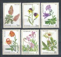 GRECIA  1978   FIORI  MNH - Végétaux