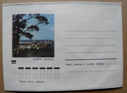 Cover From Lithuania, USSR Occupation Period, Vilnius Zirmunai 1971 734 - Lituanie