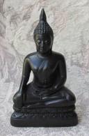 1 Statue Shiva - Bois
