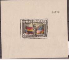 ES764STV-L3947TBANS.España Spain Espagne HOJITA DE LA CONSTITUCION USA 1938 (Ed 764**) Sin Charnela MAGNIFICA - Sellos
