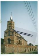 Carte photo Moderne - Bernot -Eglise