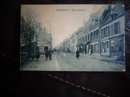 Ribemont rue Condocer       coiffeur