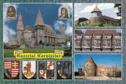 Castelul Corvinilor Hunedoara Castle Postcard 152 - Roumanie