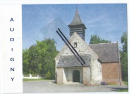 CPM- Andigny -Eglise Saint Pierre