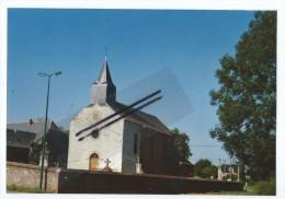 Carte Photo Moderne - Aisonville-Bernoville - Eglise
