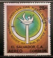 SALVADOR OBLITERE - El Salvador
