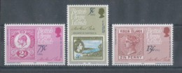 BRITISH VIRGIN ISLANDS  1979   SIR ROWLAND HILL   MNH - British Virgin Islands