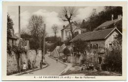 95 - LE VALHERMEIL / AUVERS SUR OISE - Rue Du Valhermeil - Auvers Sur Oise