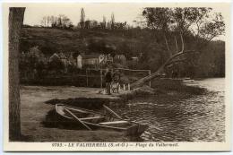 95 - LE VALHERMEIL / AUVERS SUR OISE - Plage Du Valhermeil - Auvers Sur Oise