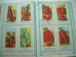 """CATALOGUE De 1936.. GUIDE Illustré De SEMIS.. """"LE PAYSAN"""" ..120 Pages - Agriculture"""