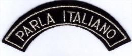 Banane D´épaule Gendarmerie - Interprète ITALIEN - Police