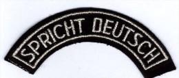 Banane D´épaule Gendarmerie - Interprète ALLEMAND - Police