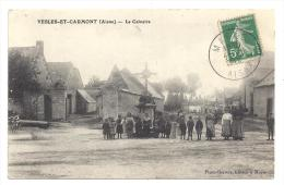 CPA 02 Vesles et Caumont le Calvaire
