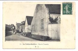 CPA 02 La Vall�e Mulatre rue du Tonnelet