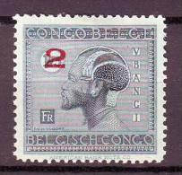 9-   CONGO BELGE   n�  161  neuf*