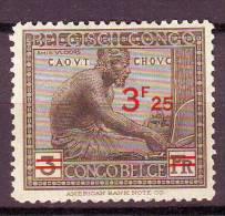 9-   CONGO BELGE   n�  161A  neuf*