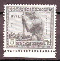 9-   CONGO BELGE   N°  116  Neuf* - 1923-44: Mint/hinged