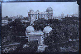 PARIS UNIQUE SUR DELCAMPE PHOTO ORIGINALE  DE 1898 - Photos