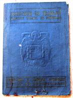 TITULO DE BENEFICIARIO - Documentos Históricos