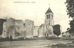 Montchauvet L Eglise - Autres Communes