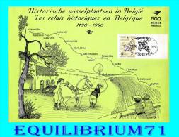 2350 CS/HKs1 Carte Souvenir/Herdenkingskaart - Herdenkingskaarten