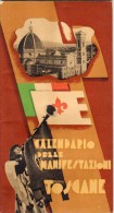 Calendrier Des Manifestations Toscanes En 1937 - XV- Nombreuses  Photos  (VP 712) - Praktisch