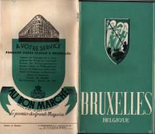 Guides Touristiques - BRUXELLES - Nombreuses  Photos  (VP 713) - Pratique