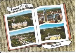 MAURON (Morbihan) SOUVENIR DE ...      MULTIVUES - Autres Communes