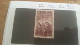 LOT 219493 TIMBRE DE FRANCE NEUF** N�390 VALEUR 13 EUROS LUXE