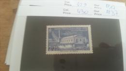 LOT 219511 TIMBRE DE FRANCE NEUF** N�430 VALEUR 37 EUROS  LUXE