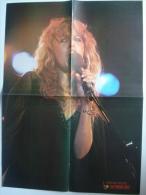 POSTER Du Magazine BEST : BOB MARLEY + STEVIE NICKS (Fleetwood Mac) - Manifesti & Poster