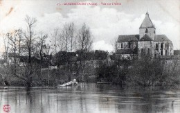 [02] Aisne> Non class�s Guignicourt vue sur l Aisne