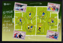 FRANCE 2006- Bloc Feuillet YT N° 97** Coupe Du Monde De Football En Allemagne - Ungebraucht