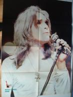 POSTER Du Magazine BEST : PETER GABRIEL (Genesis) + NEIL YOUNG - Plakate & Poster
