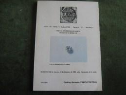 Catálogo Duran Sala De Arte Y Subastas Nº 138 Año 1980-Subasta Especial De Joyas - Other