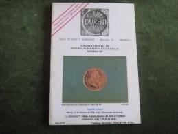 Catálogo Duran Sala De Arte Y Subastas Nº 107 Año 1978-Subasta Especial De Joyeria,Numismatica Y Filatelia - Other