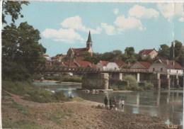 APREMONT - Le Pont Sur La Saône Et L'Eglise - Zonder Classificatie