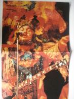 POSTER Du Magazine ROCK & FOLK : DOCTOR JOHN - Plakate & Poster