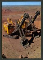 Tema: Minería. Máquina Para Extracción De Minerales. Editada En Australia. Nueva. - Postales