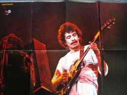 POSTER Du Magazine BEST : LOU REED + SANTANA - Plakate & Poster