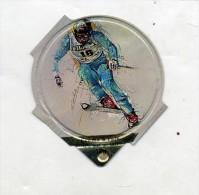 opercule de creme sport ski